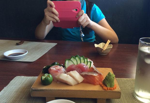 ダバオの日本食レストラン
