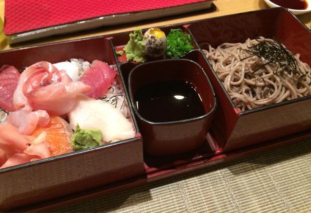 ダバオの日本食レストラン「のんき」